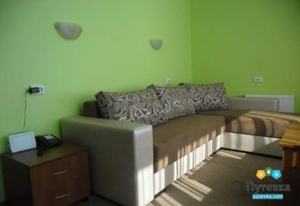LUXE 2-местный 2-комнатный к. 3.3, 3.4, фото 2