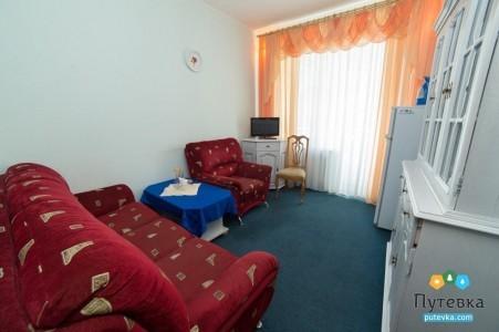 Стандартный 2-местный 2-комнатный, фото 4