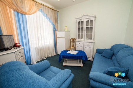 Стандартный 2-местный 2-комнатный, фото 5