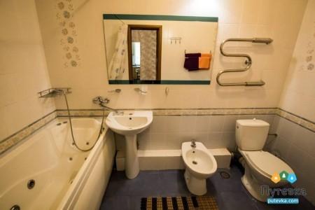 Семейный 4-местный 2-комнатный корпус 1 (с кухней), фото 5