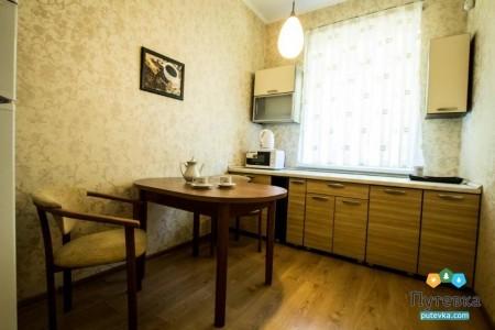 Семейный 4-местный 2-комнатный корпус 1 (с кухней), фото 2