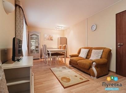 Апартаменты 2-местный 2-комнатный, фото 6