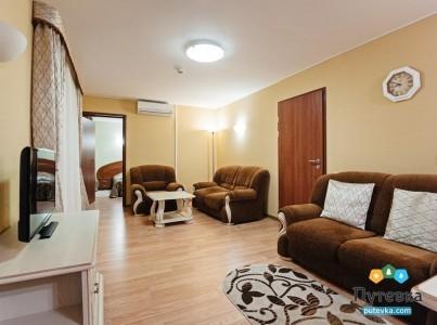 Апартаменты 2-местный 2-комнатный, фото 3