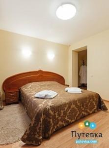 Апартаменты 2-местный 2-комнатный, фото 2