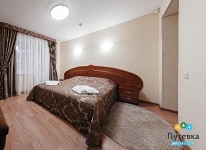 Апартаменты 2-местный 2-комнатный, фото 1