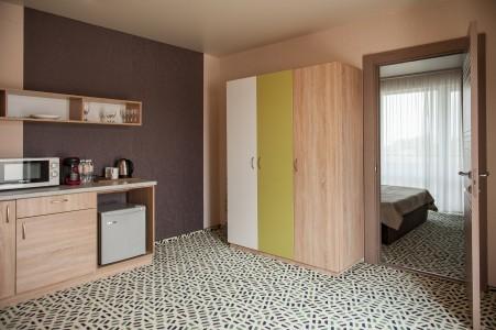 Apartament 2-местный 3-комнатный, фото 6
