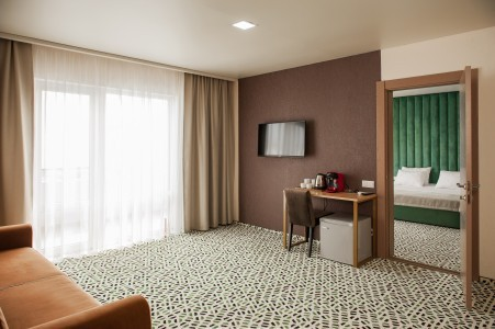 Apartament superior 2-местный 4-комнатный, фото 4