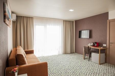 Apartament superior 2-местный 4-комнатный, фото 6