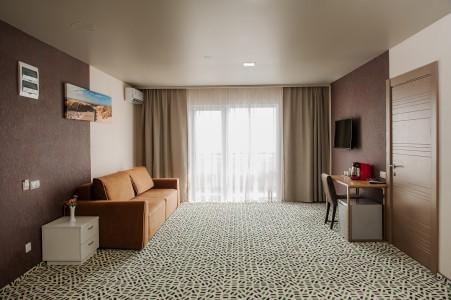 Apartament superior 2-местный 4-комнатный, фото 2
