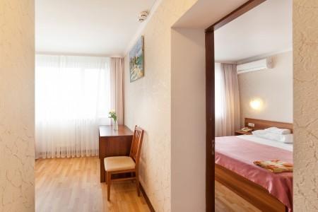 Улучшенный 2-комнатный корпус Антей, фото 2