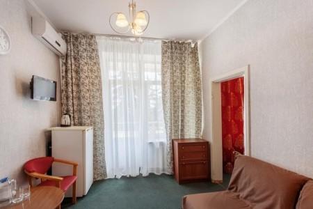 Стандарт 2-местный 2-комнатный I категория, фото 2