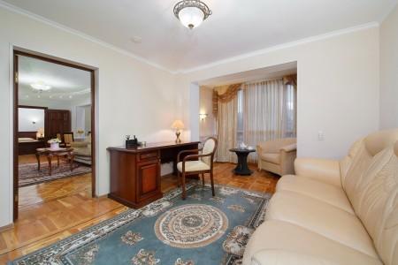 Апартамент 2-местный 3-комнатный, фото 3