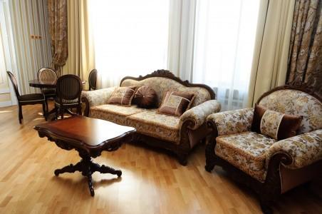 Люкс Посольский 2-местный 2-комнатный, фото 2