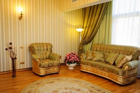 Люкс Синдика 2-местный 2-комнатный, фото 3