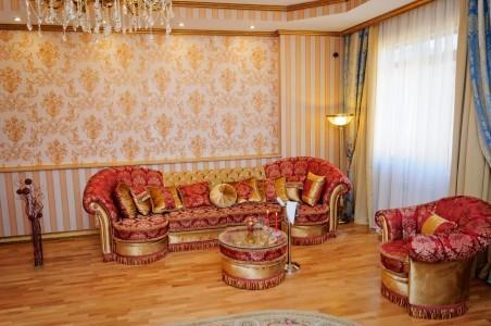 Королевский Люкс 2-местный 2-комнатный, фото 6