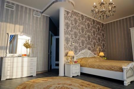 Люкс Серебряный 4-местный 3-комнатный, фото 1
