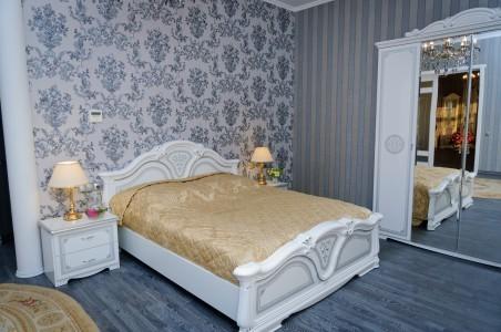 Люкс Серебряный 4-местный 3-комнатный, фото 2