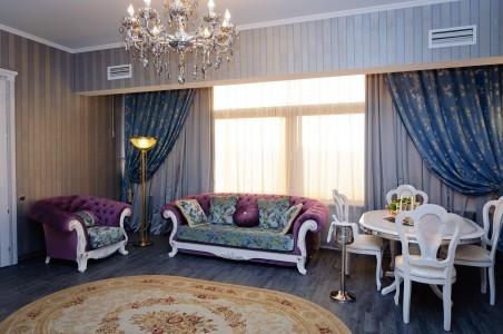 Люкс Серебряный 4-местный 3-комнатный, фото 5