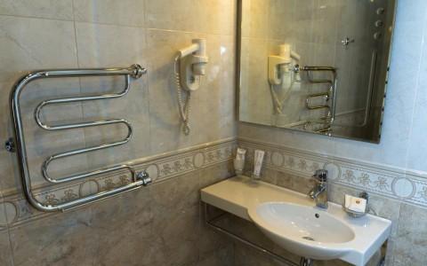 Люкс Сюит 2-местный 2-комнатный, фото 9