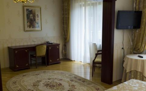 Люкс Сюит 2-местный 2-комнатный, фото 4
