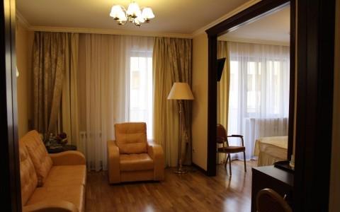 Люкс Сюит 2-местный 2-комнатный, фото 6