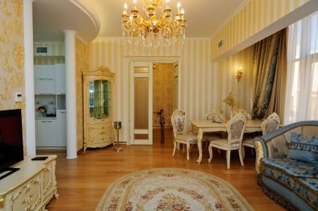 Люкс Золотой 4-местный 3-комнатный, фото 5