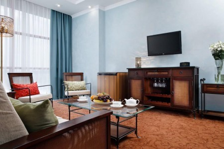 Люкс 2-местный 2-комнатный, фото 10