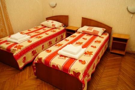 Стандарт 2-местный 2-комнатный (с кондиционером) , фото 1