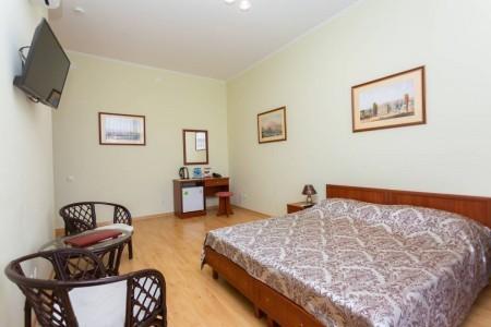Комфорт дабл 2-местный 2-комнатный, фото 1