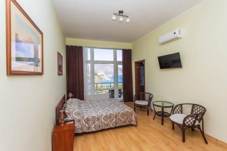 Комфорт дабл 2-местный 2-комнатный, фото 2