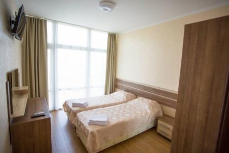 Эксклюзив 4-местный 2-комнатный (5 этаж), фото 1