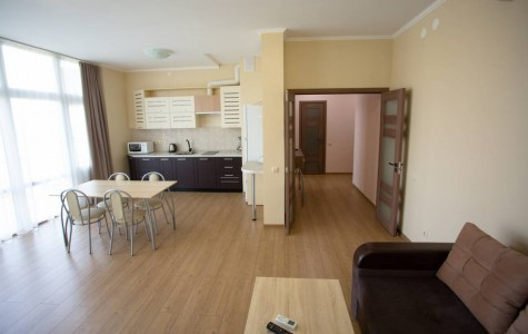 Эксклюзив 4-местный 2-комнатный (5 этаж), фото 3