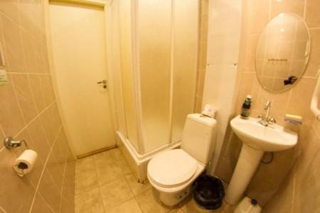 Блочный 2 местный(2+2) 1-комнатный в корпусе №1, 1 этаж, фото 2