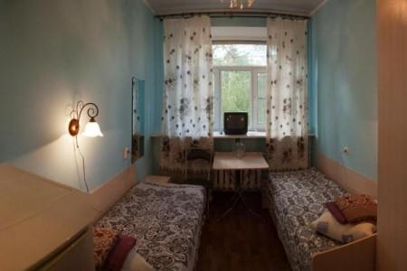 Эконом 2 местный 1-комнатный в корпусе №1(3 этаж), фото 3